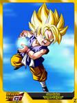 (Dragon Ball GT) Son Goku 'Super Saiyan'