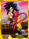 (Dragon Ball GT) Son Goku 'Super Saiyan 4'