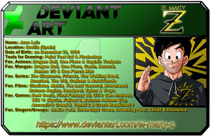 My DeviantArt ID (New)