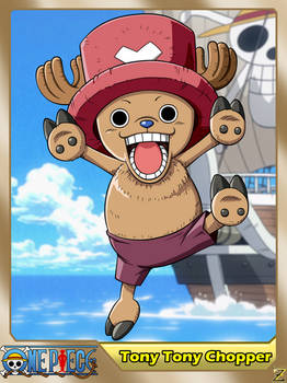 (One Piece) Tony Tony Chopper