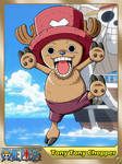 (One Piece) Tony Tony Chopper by el-maky-z