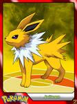 (Pokemon) #135 Jolteon by el-maky-z