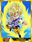 (Dragon Ball GT) Son Goku 'Super Saiyan 2'