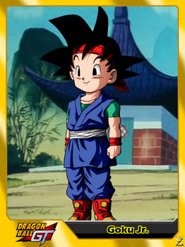 (Dragon Ball GT) Goku Jr.