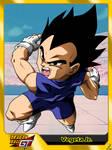 (Dragon Ball GT) Vegeta Jr.