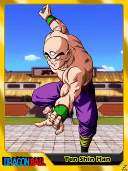 (Dragon Ball) Ten Shin Han