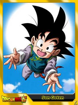 (Dragon Ball Super) Son Goten