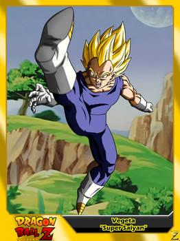 (Dragon Ball Z) Vegeta 'Super Saiyan'
