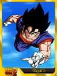 (Dragon Ball Z) Vegetto