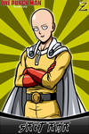 (One Punch Man) Saitama