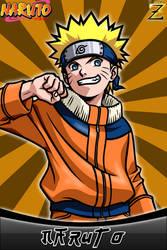 (Naruto) Naruto Uzumaki