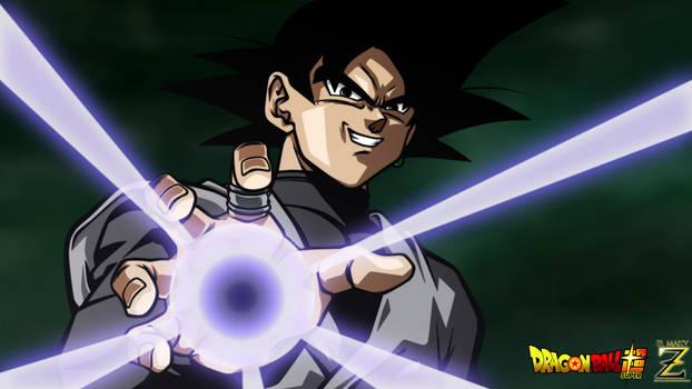 DBS - Black Goku