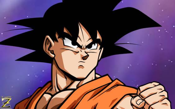 DBS - Son Goku (Champa's Tournament)