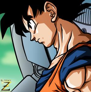 DBZ - Son Goku (Arrives on Namek)