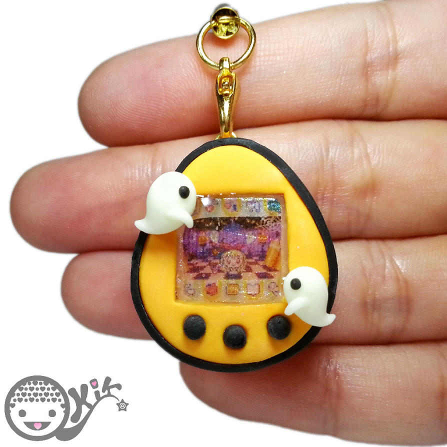 halloween charms polymer clay | frameimage