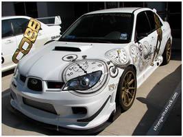 Subaru WRX STi by samurai75007