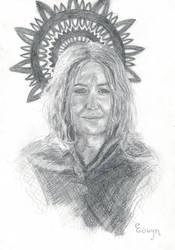 Eowyn, Shieldmaiden of Rohan by LauraAthena