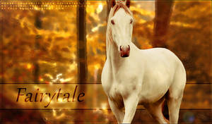 Fairytale [Horse Picture] by poloart-pb