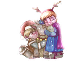 Everyone is a bit of a fixer upper by Kittykatpaws