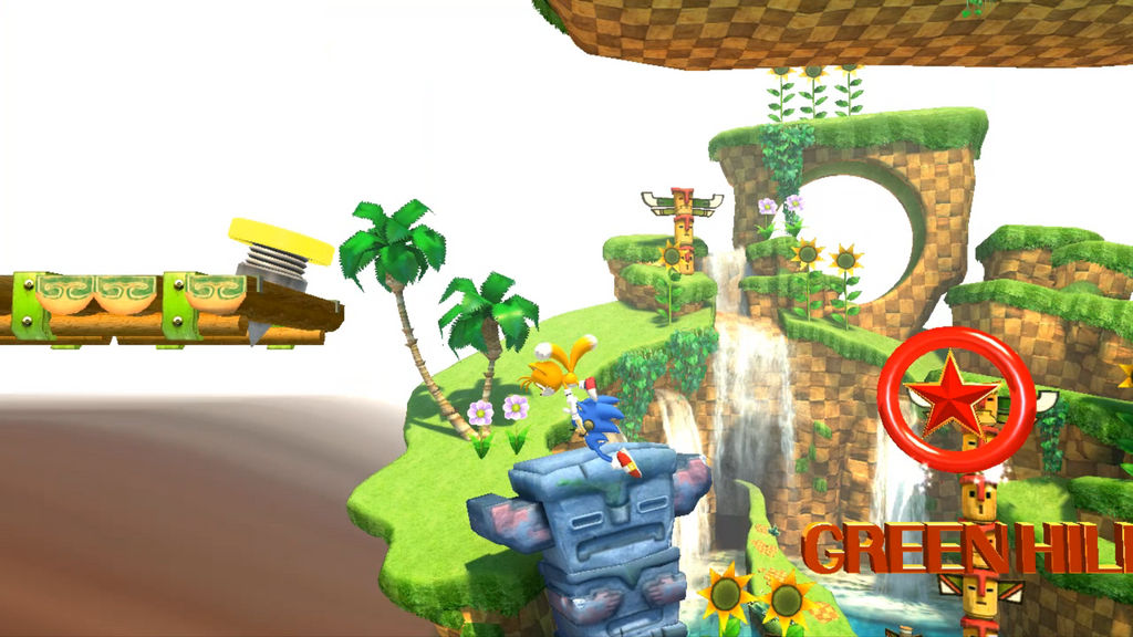 Headset Sonic Generations: finished work! by SonicOnBox on