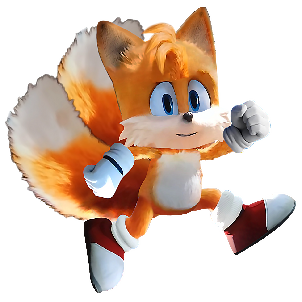 sonic the hedgehog movie tails deviantart