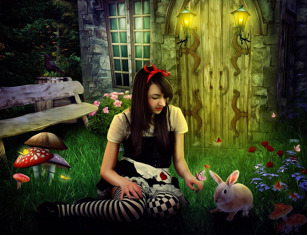 Alice Rejoice