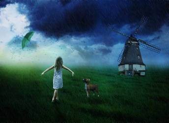 Rain Over Me by nandhinibundy