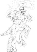 Raptor possession TF by Fighting-Wolf-Fist