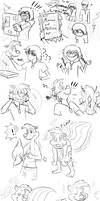 Solving some Romance Problems by Fighting-Wolf-Fist