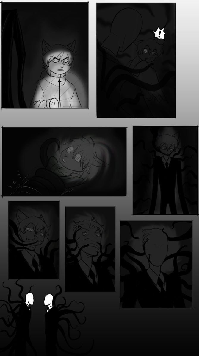 Slender Man TF by Fighting-Wolf-Fist