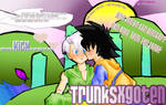 +Kung Fuu Beat+ Trunks x Goten