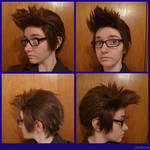 10th Doctor Wig