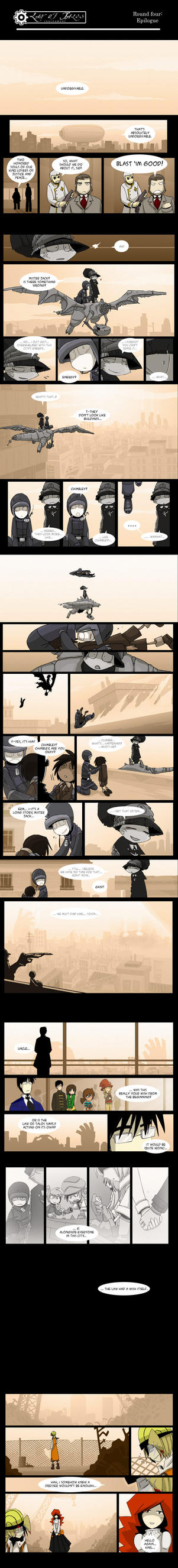 LoT: vs Chimbley epilogue by Unknown-person
