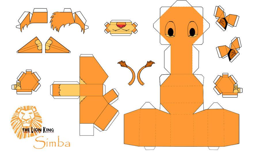 Origami Baby Toys