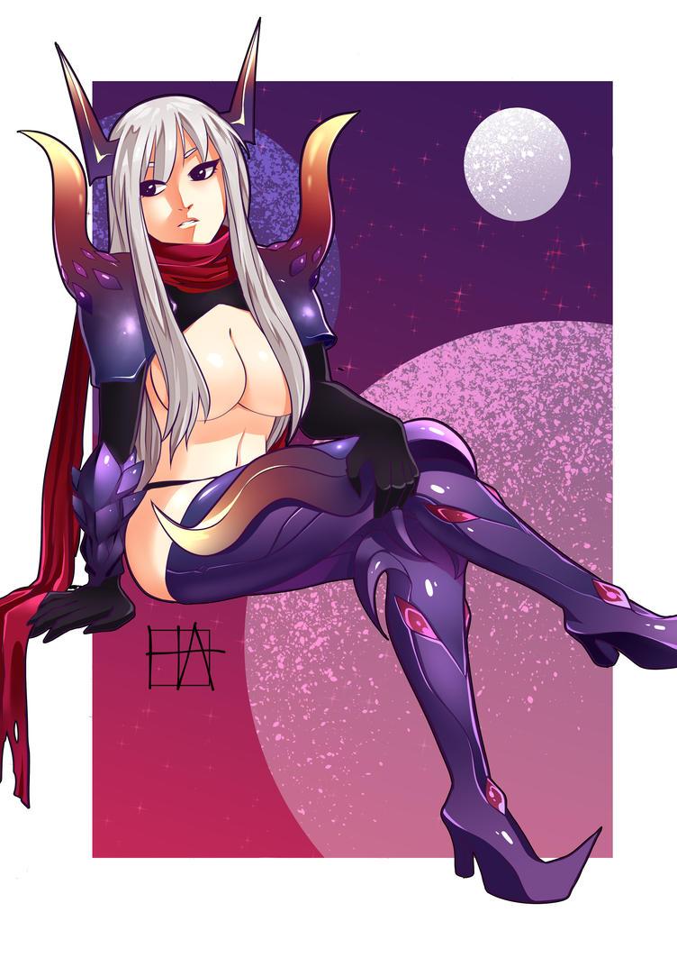 Dark Queen by heitormorrie