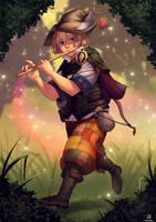 Pied Piper by HAmatsu