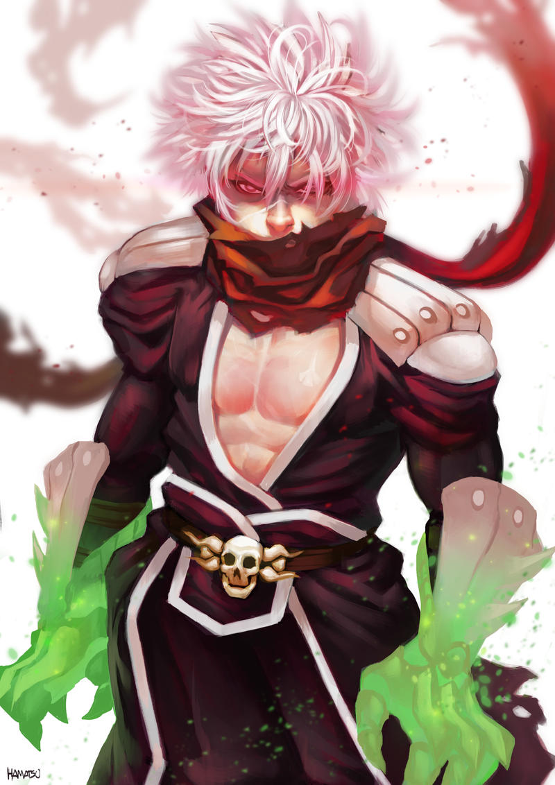 Assassin Cross by HAmatsu