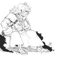 Cleric by HAmatsu