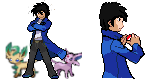 Pro Trainer Eric Sprite v.2.0 by Dreamaniacal