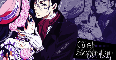 Sign Sebastian x Ciel Lady by amuletdream1