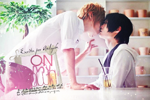 SocialSpirit Fanfic On my Own by Anlyah Second Ver by amuletdream1