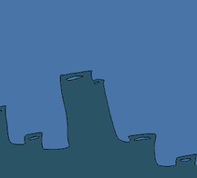 deep blue animation test by eriadnatearo