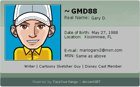 GMD88 ID for 2008 by GMD88