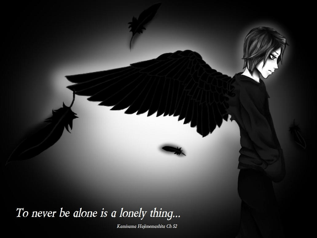 Anime Quotes About Loneliness Quotes About Loneliness