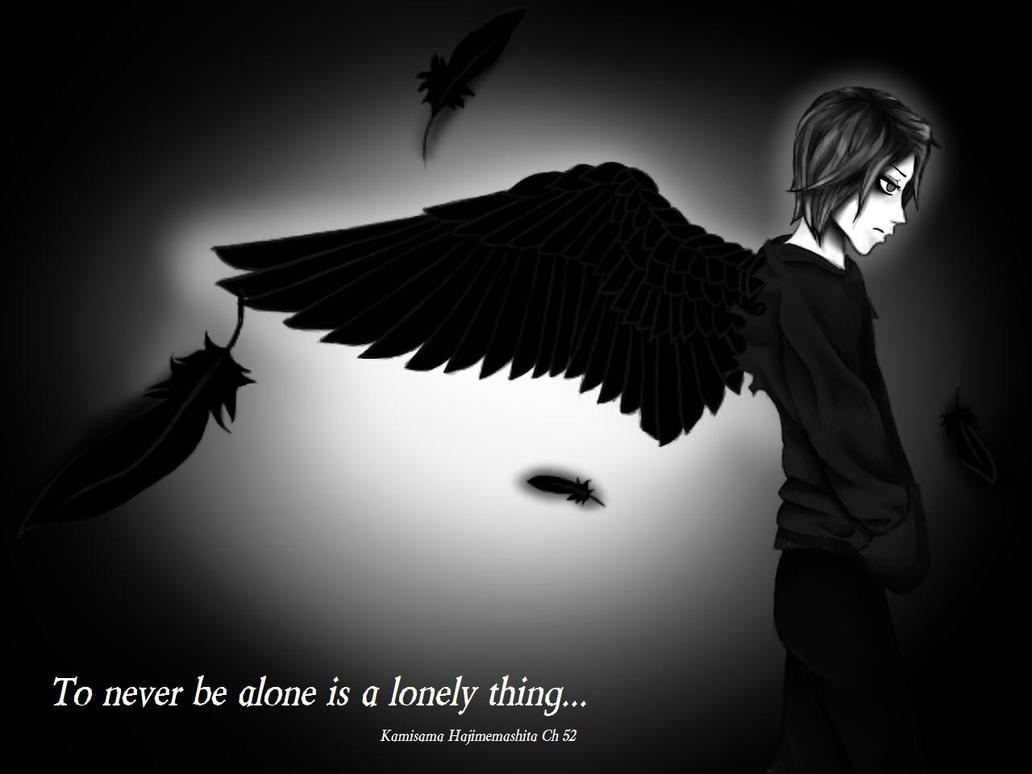 Kurama Loneliness By EpitomizedMediocrity