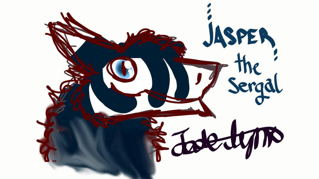 Jasper//Zircon  by JadeLynxArt