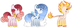 Water and fire adopts [CLOSED]