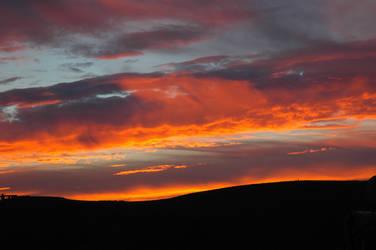 Sunset 3 by DienekeSart