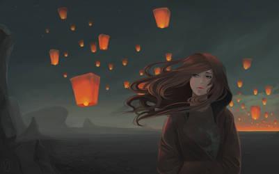 Lanterns by vi-ai