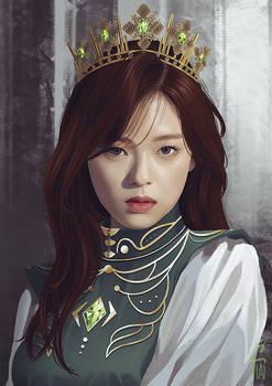 Queen Jeongyeon